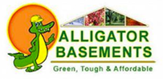 Alligator Basements Logo